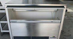 دستگاه یخساز پودری